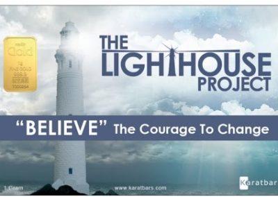 Karatbars Fundraiser Lighthouse Project