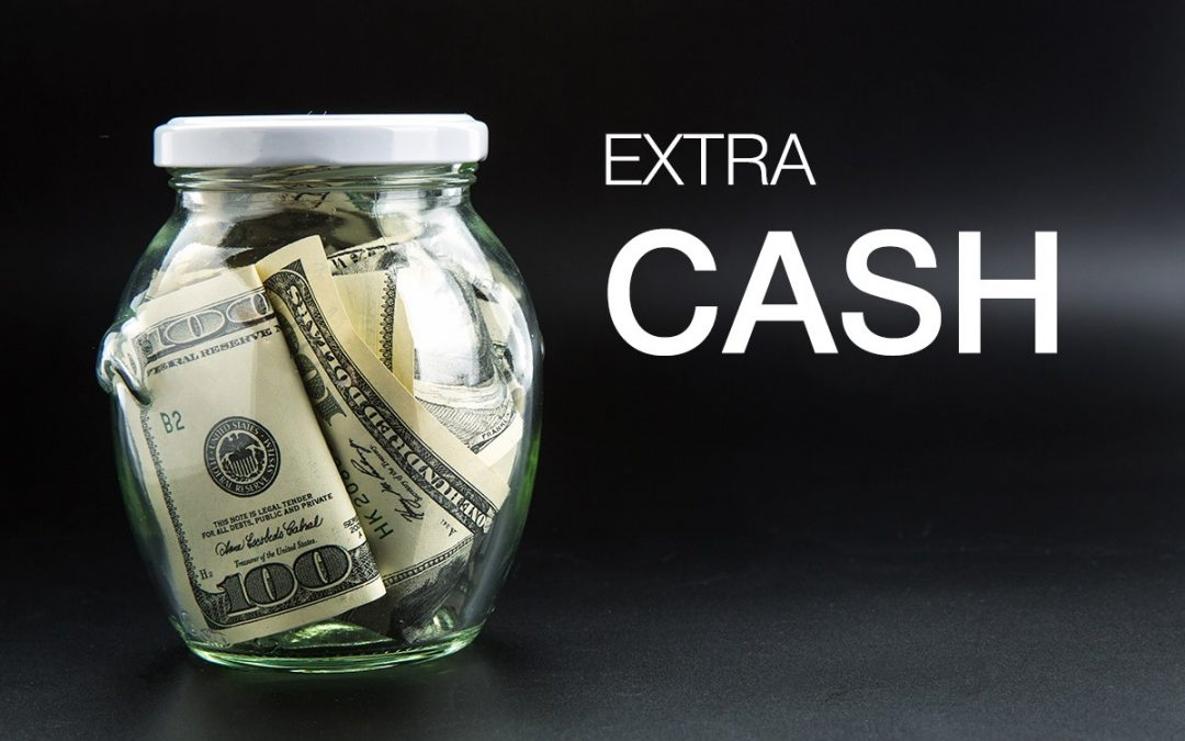 Free ways to earn some extra cash!
